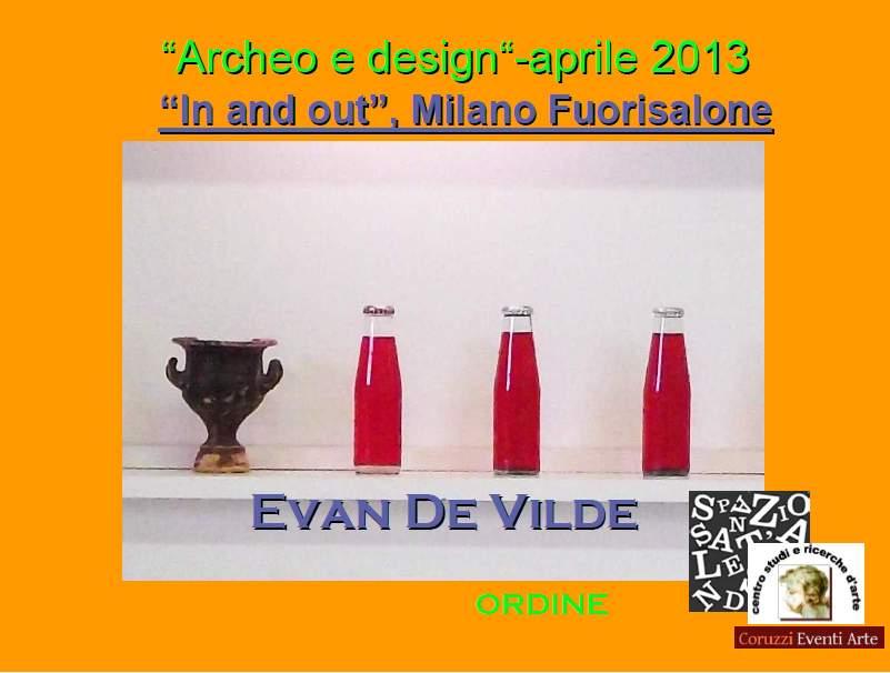 EVAN DE VILDE